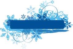 Série de panneau de l'hiver Images stock