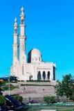 Série de photos des monuments célèbres et d'endroits de l'Egypte Images stock