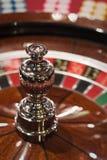 série de roulette de tisonnier de puces de casino Images libres de droits