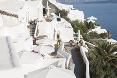 Série de Santorini Grèce Images stock