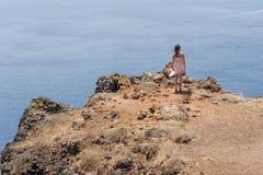 Série de Santorini Grèce Photo libre de droits
