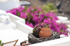 Série de Santorini Grécia Imagens de Stock
