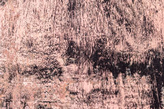 Série de texture - Rusty Scratched Painted Metal Photo stock