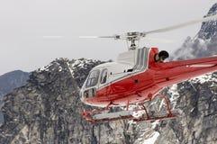 Série do Alasca do helicóptero Imagem de Stock Royalty Free