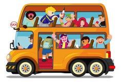 Série do auto escolar - 1 Imagens de Stock