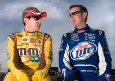 Série do copo de NASCAR Sprint 500 maio do sul 09 Imagem de Stock Royalty Free