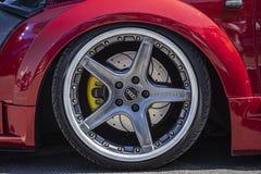 Série do esporte de Fortuna em bordas de Audi Steinmetz imagens de stock royalty free