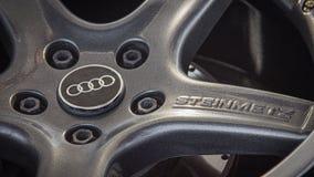 Série do esporte de Fortuna em bordas de Audi Steinmetz foto de stock