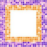 Série do mosaico Foto de Stock