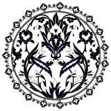 Série do projeto dos motivos do otomano com versão vinte Fotos de Stock