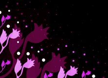 Série entière de fleur 02 Images stock