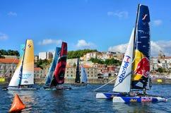 Série extrema Porto julho 2012 da navigação imagens de stock royalty free
