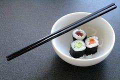 Série japonesa do alimento fotos de stock