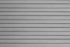 A série monocromática cinzenta paralela da placa do efeito do metal de cinza alinha o fundo infinito Fotografia de Stock Royalty Free