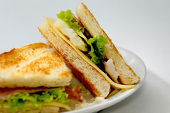 Série occidentale 2 de nourriture Photo stock