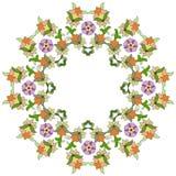 Série oitenta e cinco do projeto dos motivos do otomano Imagem de Stock Royalty Free