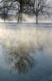 Série rêveuse 2 de l'hiver Photographie stock