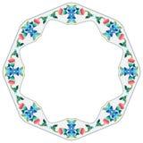 Série sessenta e quatro do projeto dos motivos do otomano Imagens de Stock