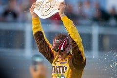 Série Shelby de cuvette de NASCAR Sprint le 1er mars 427 Images libres de droits