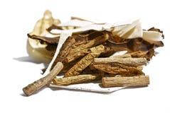Série tradicional 01 de Herbals Foto de Stock Royalty Free