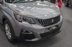 Sérvia; Belgrado; 24 de março de 2018; Peugeot 3008 do direito; t foto de stock