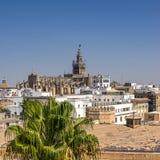 Séville en Espagne Photo libre de droits