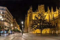 Séville en Espagne Image stock