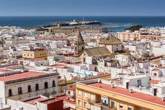 Séville en Espagne Images libres de droits