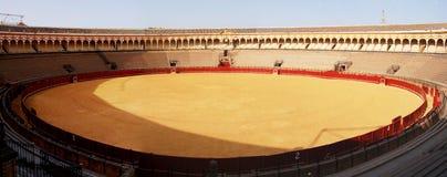 Séville - Plaza de Toros Images libres de droits