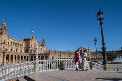 Séville, Séville, Espagne, Andalousie, péninsule ibérienne, l'Europe, Image libre de droits