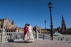Séville, Séville, Espagne, Andalousie, péninsule ibérienne, l'Europe, Photo stock