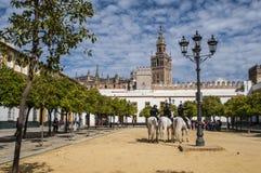 Séville, Séville, Espagne, Andalousie, péninsule ibérienne, l'Europe, Photos libres de droits