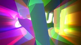 Sí vídeos del oui 3D del si del ja stock de ilustración
