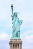 Símbolo americano - estatua de la libertad Nueva York Foto de archivo libre de regalías