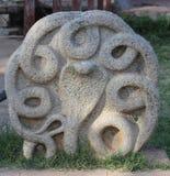 Símbolo antiguo de la serpiente fotos de archivo libres de regalías