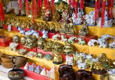 Símbolo budista Fotografía de archivo libre de regalías