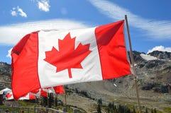Símbolo Canadá Foto de Stock Royalty Free