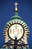 Símbolo católico imagens de stock royalty free