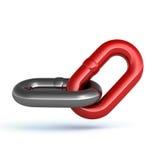 Símbolo Chain Fotos de Stock