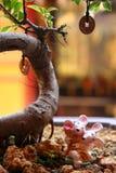Símbolo chino del año del cerdo Imagen de archivo libre de regalías