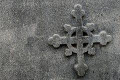 Símbolo cristiano Fotos de archivo libres de regalías