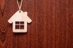 Símbolo da casa Fotografia de Stock