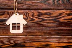Símbolo da casa Fotos de Stock