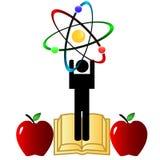 Símbolo da ciência Fotos de Stock Royalty Free
