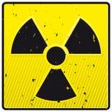 Símbolo da energia nuclear Imagem de Stock Royalty Free