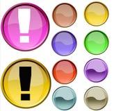 Símbolo da informação Fotografia de Stock