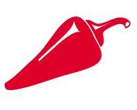 Símbolo da pimenta Imagem de Stock