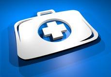 Símbolo da saúde Imagem de Stock