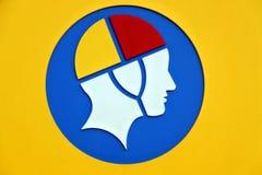 Símbolo de Australia de la salvación de vidas de la resaca fotos de archivo