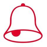 Símbolo de Bell Imagens de Stock Royalty Free